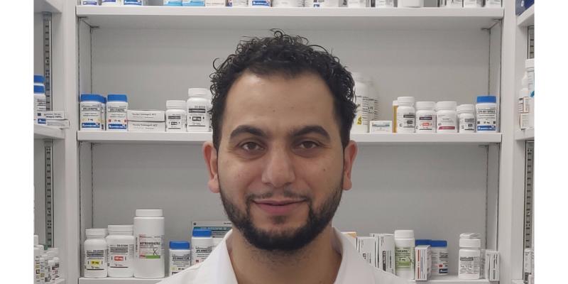 Mahdi, Yurek Pharmacist